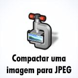Compactar uma imagem JPEG online