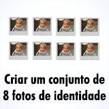 Criar fotos para identidade